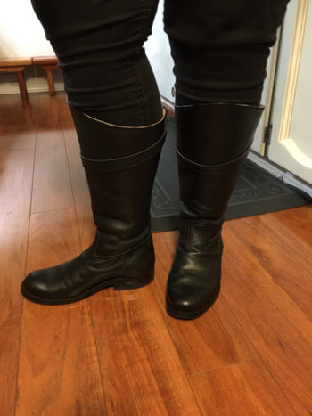 Atitlan Leather Custom Tall Boots Review