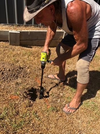 Aussie Gardener The Perfect Power Planter Kit for Gardeners - Limited offer. Review
