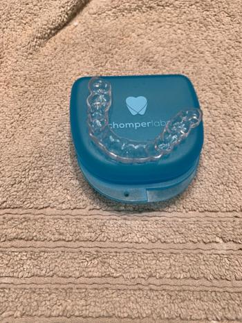 Chomper Labs The Retainer - for teeth retention and teeth grinding Review