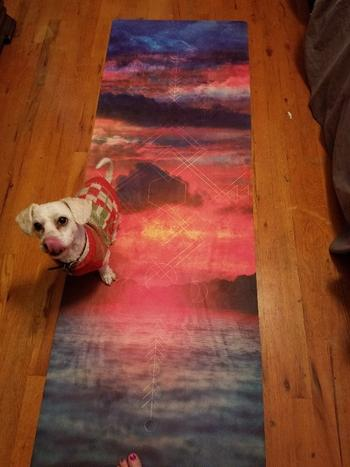 Mika Yoga Wear Boundless Bliss Mat Review