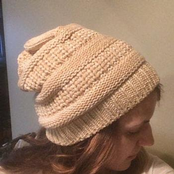 Beautifully Warm, LLC Winter Hat | Satin Lined | Natural Hair Beige Review