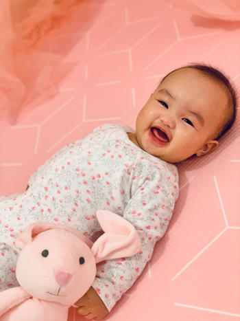 Little Wiwa Signatur Rosa Generös Play Mat Review