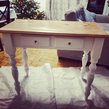 Frenchic Furniture Paint Wedding Cake Review
