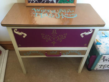 Frenchic Furniture Paint Plum Pudding Review