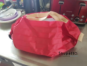 Shupatto NZ Original Foldable Tote (Pocketable) Review