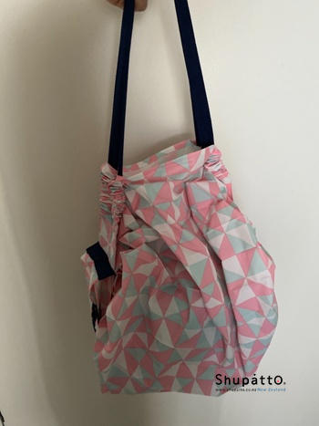 Shupatto NZ Original Foldable Tote (M) Review