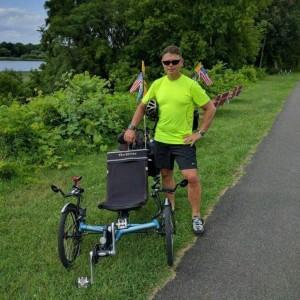 A T-Cycle Customer
