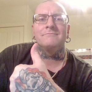 A Intenze Tattoo Ink Customer