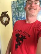 Blade + Blue Provincetown Red Pizza Fetish Tee Shirt Review