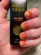 Holo Taco Gold Flakie Holo Taco Review