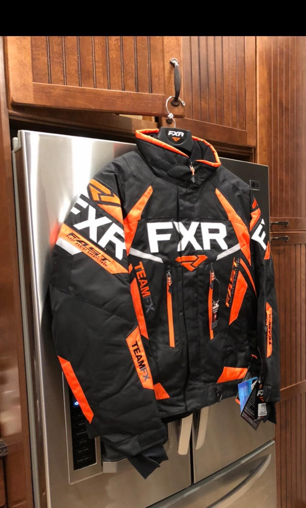 FXR Mens Team FX Jacket