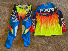FXR Racing USA Helium MX Jersey 21 Review