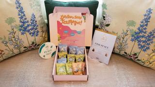 Tea Drops   Month to Month Caffeinated Subscription Review