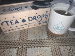Tea Drops   Work from Home Care Package Review