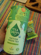 Tea Drops   Matcha Green Tea Review