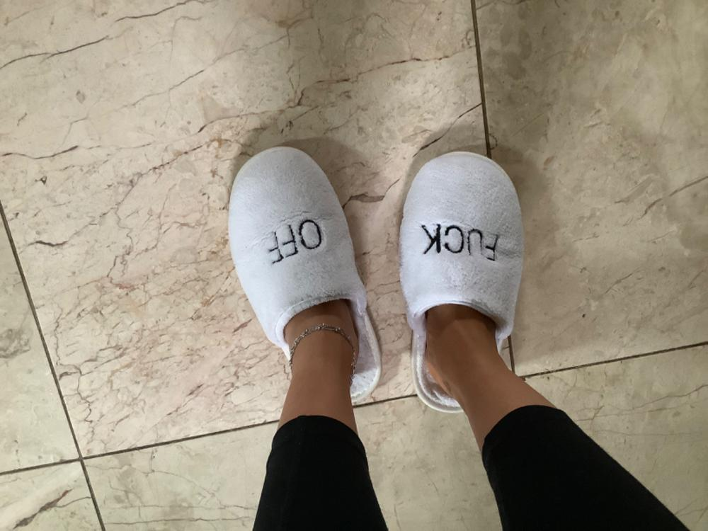 Adore Los Angeles slippers - j'adore dior