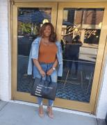 Los Angeles Trading Company MODERN VEGAN TOTE - Dress Like Coco Review