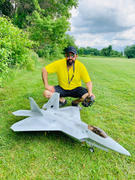 Motion RC Freewing F-22 Raptor Ultra Performance 8S 90mm EDF Jet - PNP Review