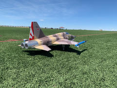 Motion RC Freewing F-5 Tiger II Camo High Performance 80mm EDF Jet - PNP Review