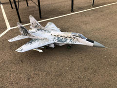 Motion RC Freewing MiG-29 Fulcrum Digital Camo Twin 80mm EDF Jet - PNP Review