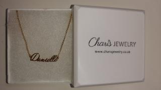 Charis Jewelry SA N414 - 18k Gold Plating Extra Strength Tiny Name Necklace Review