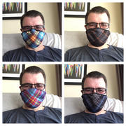 THE TARTAN ARTISAN ® Tartan Face Masks - Mixed four pack - 10 Review