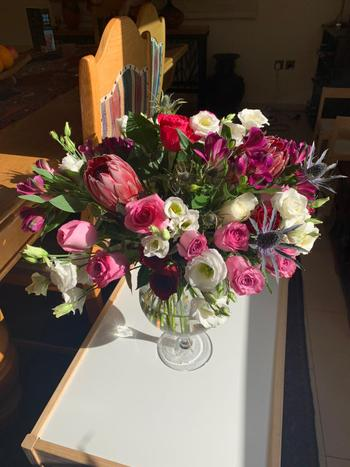 Upscale and Posh Surprise Bouquet Review