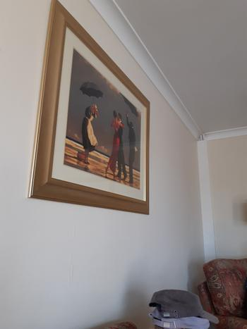 Willow Bay Home & Garden Camelot Pictures | The Singing Butler - Framed Art Review