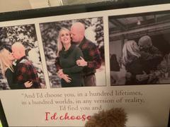 365Canvas I'd Find You and I'd Choose You Photo Canvas Print Review