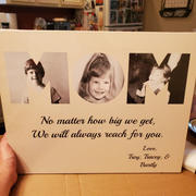 365Canvas MOM Custom Photo Canvas Gift Review