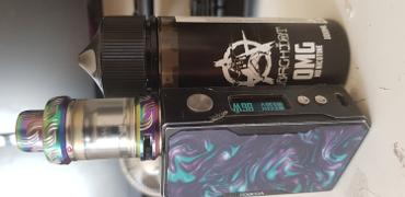 Vape and Juice Anarchist - Black Review