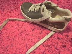 Simple Shoes  OS Sneaker - Suede - Taupe Review