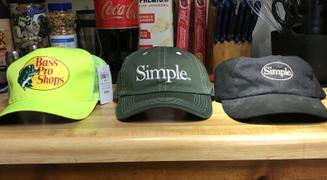 Simple Shoes  Simple Cap - Green Review