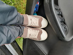 Simple Shoes  Retro 91 Sneaker Taupe Review
