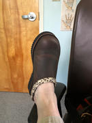 Simple Shoes  Rincon Point Clog - Leather - Coffee Review