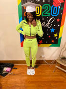 SoleBoy Apparel Lightning Bolt Set (Neon Green) Review
