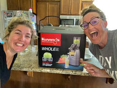 Kuvings Whole Slow Juicer <br>B6000PR (Smoothie) Review