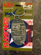 PlaneTags Curtiss P-47 Thunderbolt PlaneTag Review