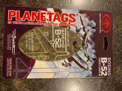 PlaneTags Boeing B-52 Lucky Lady III - PLANETAG TAIL #53-394 Review