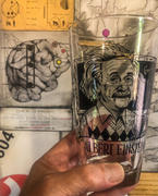 Cognitive Surplus Albert Einstein Pint Glass Review