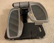 Sunny Health and Fitness Versa Stepper Step Machine w/ Wide Non-Slip Pedals, Resistance Bands and LCD Monitor Review