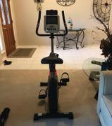 Sunny Health and Fitness Evo-Fit Stationary Upright Bike with 24 Level Electro-Magnetic Resistance Review