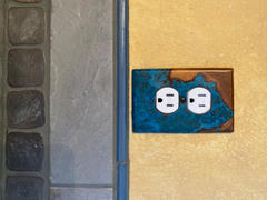 Wallplate Warehouse Azul Copper - 1 Toggle Wallplate Review