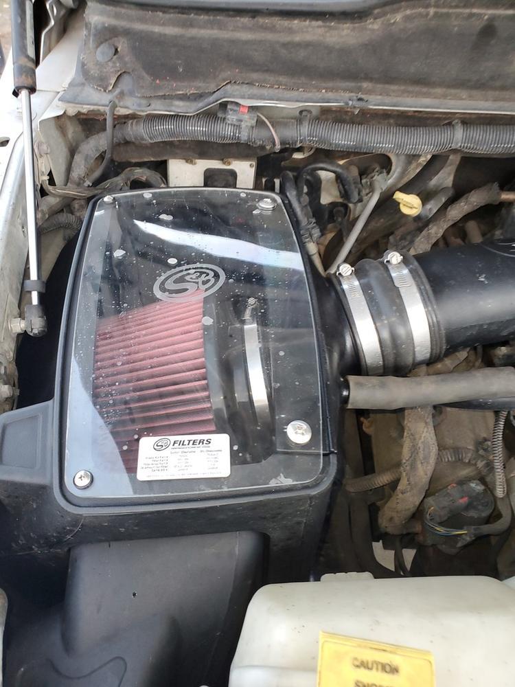 for Dodge RAM 1500 5.7L 2003-2008 SR Performance Cold Air Intake ...