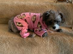 DinkyDogClub Klippo Silly Monkey Fleece Turtleneck Dog Pajamas Review