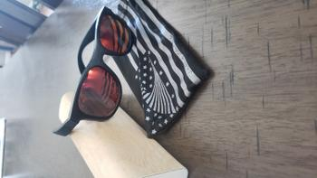 Sunga Life Polarized Mirrored Lens & Floating Bamboo Wayfarer Sunglasses | Sunga Life Review