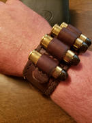 Cold Dead Hands  Six Shooter Brand Leather Bracelet Review