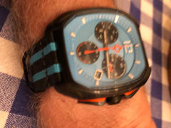 LIV Swiss Watches LIV Rebel-DDC T.J. Blue Review