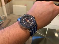 LIV Swiss Watches 44MM LIV GX Ceramic Diver's Gray Gray Review