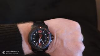 LIV Swiss Watches LIV GX-Diver's 41mm Signature Orange Review